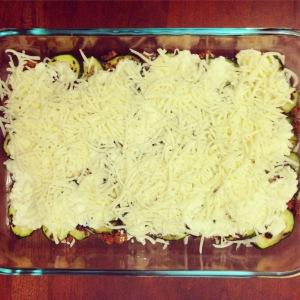 Noodle-less Zucchini Lasagna 3