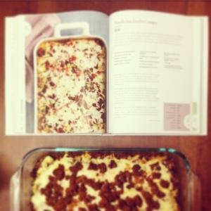 Noodle-less Zucchini Lasagna 4