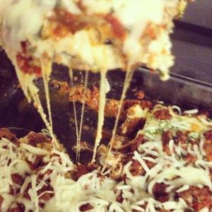 Noodle-less Zucchini Lasagna 5