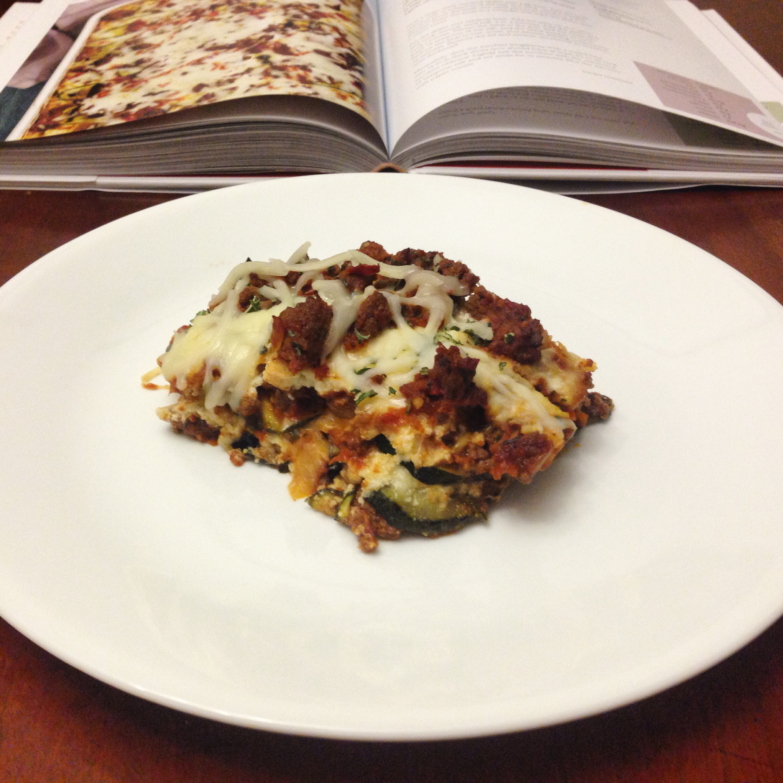Noodle-less Zucchini Lasagna 6